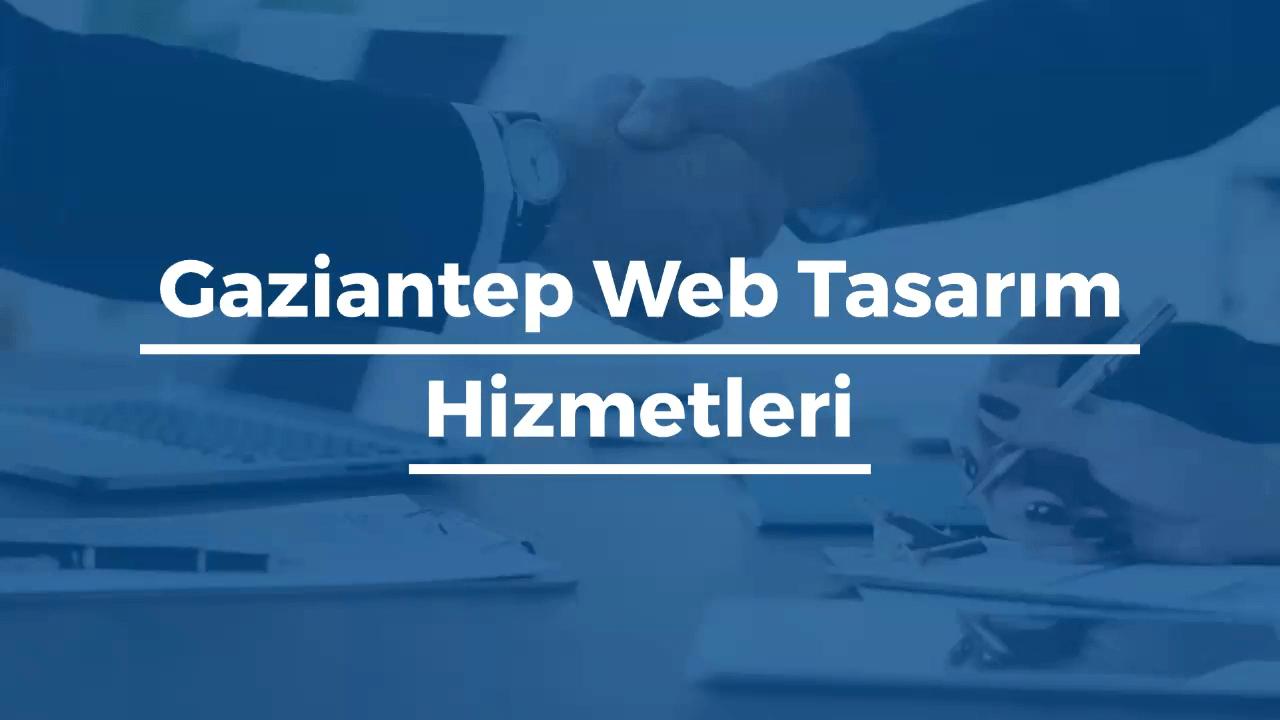 Gaziantep Web Tasarım Hizmetleri