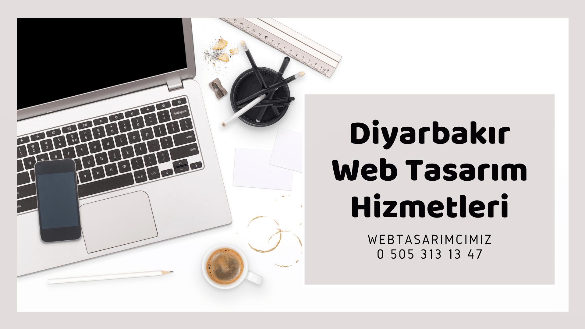 Diyarbakır Web Tasarım Hizmetleri