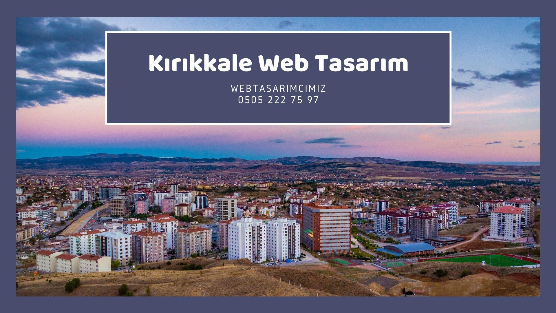 Kırıkkale Web Tasarım Hizmetleri